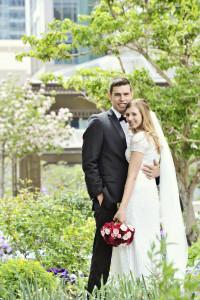 Rachel and Garrett Schroath